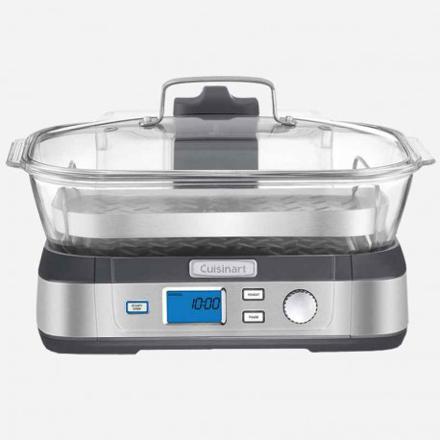 cuit vapeur électrique en verre