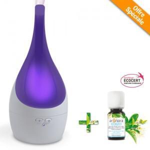 diffuseur électrique huiles essentielles pas cher