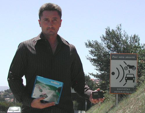 dispositif anti radar