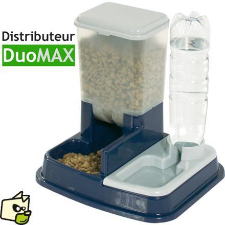 distributeur automatique croquettes pour chat
