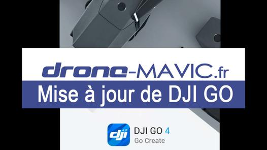 dji mise a jour