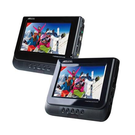 double lecteur dvd portable