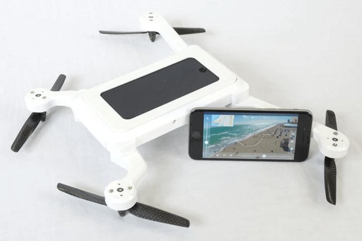 drone smartphone