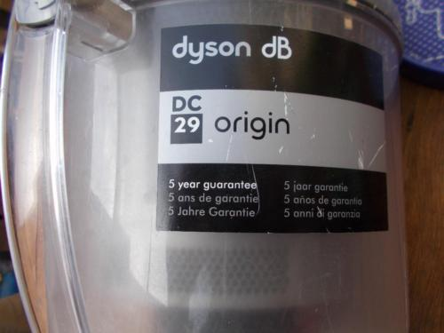 dyson garantie 5 ans