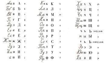 écrire en cyrillique