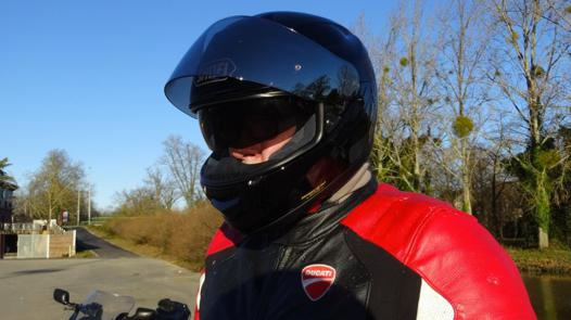 essai casque moto