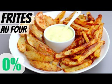 faire des frites sans huile