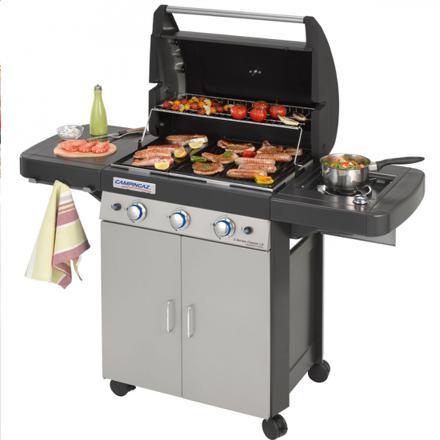 grill plancha gaz