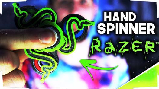 hand spinner imprimante 3d