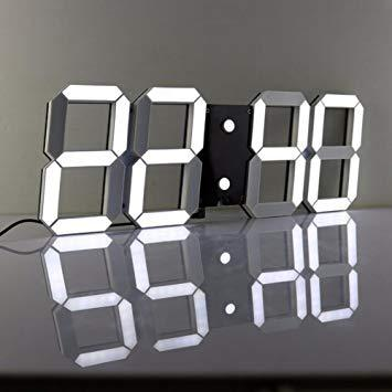 4aeee67a21c47f ▷ Avis Horloge digitale murale ▷ Le Meilleur Comparatif  Le Test ...