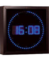 horloge numérique led