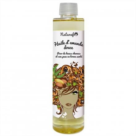 huile amande douce pour cheveux