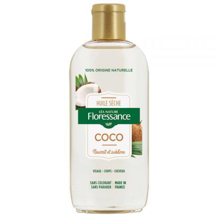 huile de coco corps
