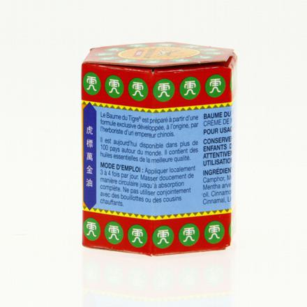 ingredient baume du tigre