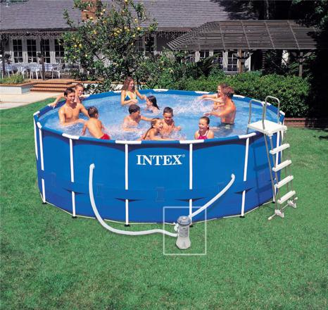 intex piscine