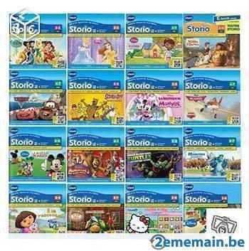 jeux pour tablette storio 3s