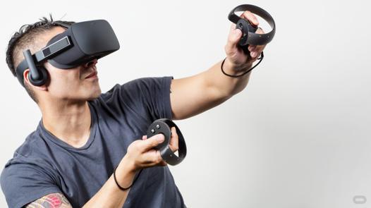 l oculus rift prix