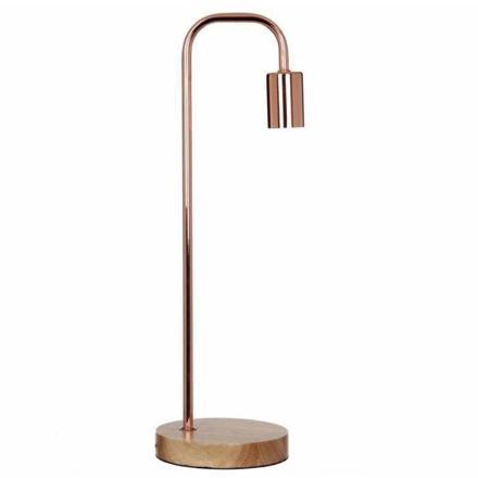 lampe de chevet cuivre