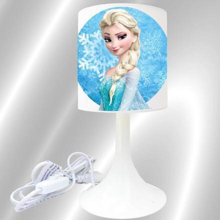 lampe de chevet reine des neiges