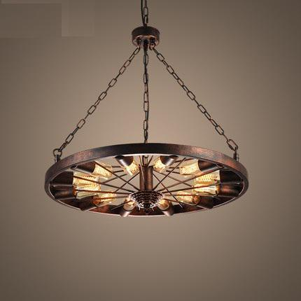 lampe suspendue antique