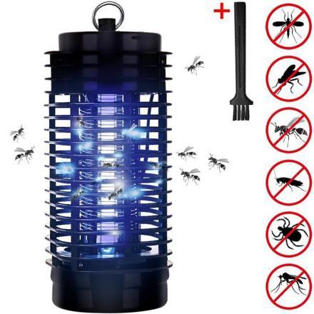 lampe uv anti moustique