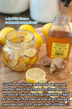 le meilleur miel pour la gorge