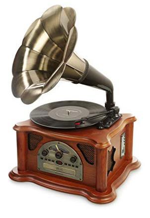 lecteur vinyle vintage