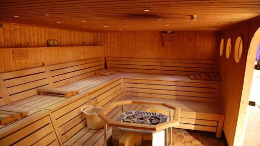 les bienfait du sauna