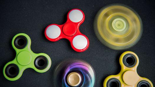 les hand spinners