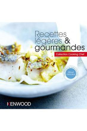livre cuisine kenwood