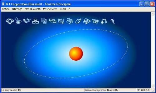 logiciel bluetooth pc