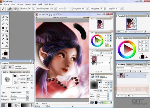 logiciel de dessin pour tablette graphique