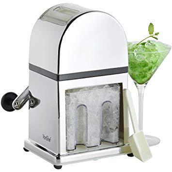machine glace pilée manuelle