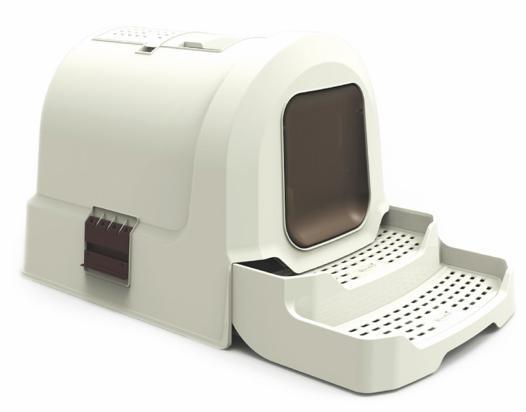 maison de toilette pour chat