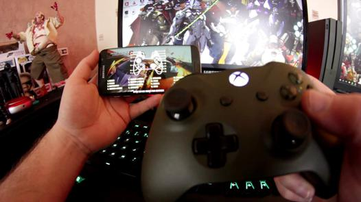 manette xbox one sur android
