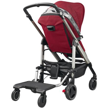marche poussette bébé confort