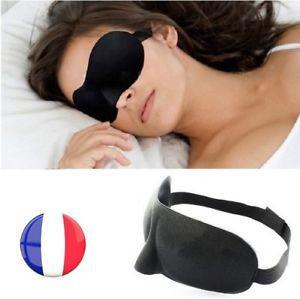 masque yeux nuit