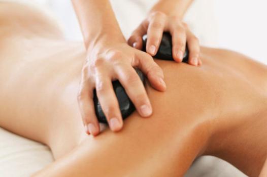 massage tres chaud