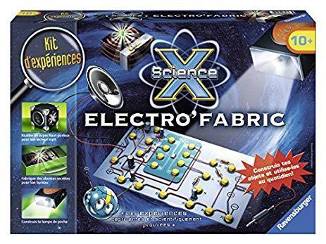 maxi science x electro fabric
