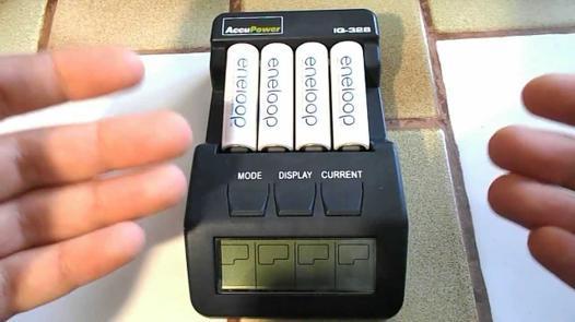 meilleur chargeur piles rechargeables