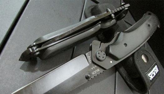 meilleur couteau de poche