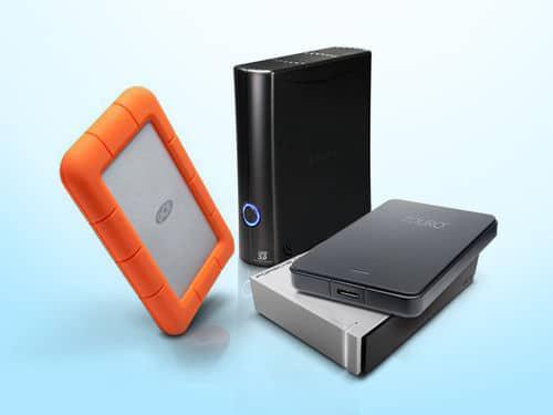 meilleur disque dur externe