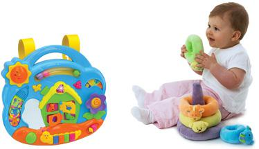 meilleur jouet bébé 6 mois