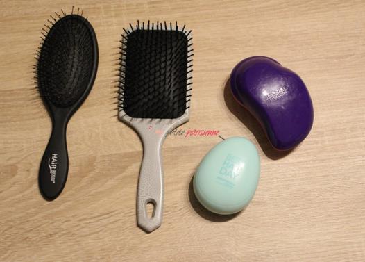 meilleure brosse cheveux