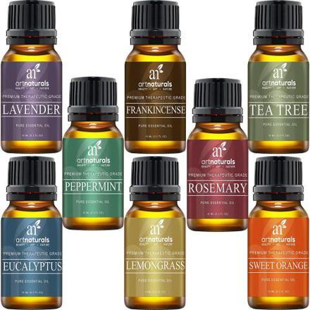 meilleures marques huiles essentielles