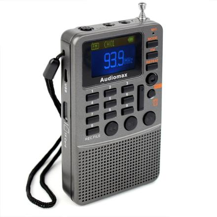 mini radio fm portable