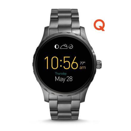 montre connectée fossil q founder