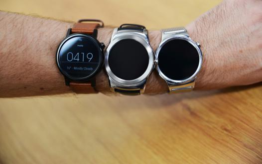 montres connectees