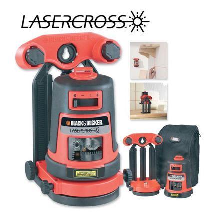 niveau laser black et decker