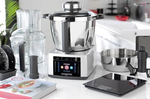nouveau robot de cuisine